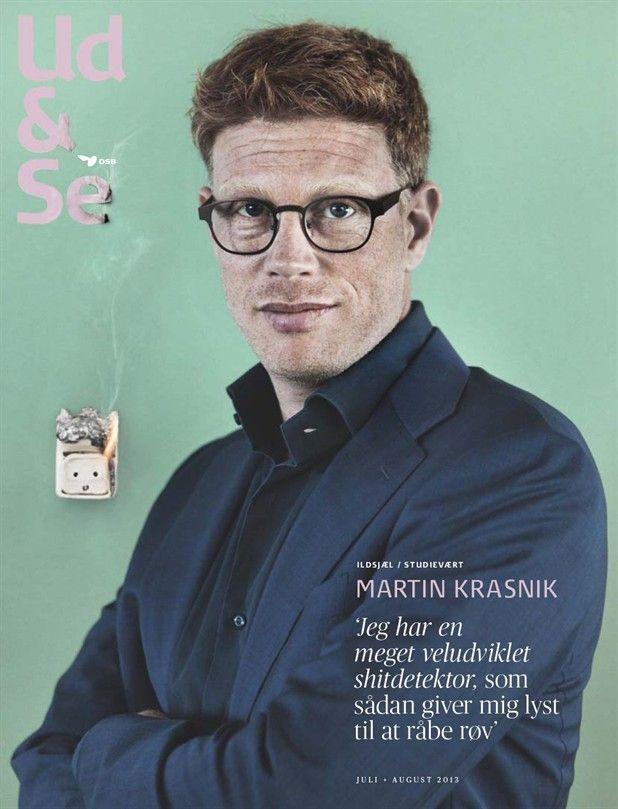 Martin Krasnik - interviewet til Ud og Se.