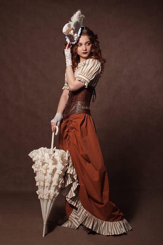 Steampunk Fashion: Best 25+ Steampunk Fashion Women Ideas On Pinterest