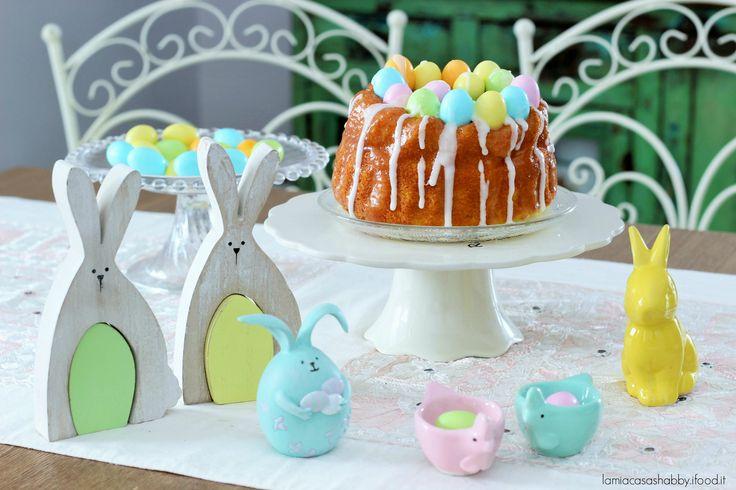 Lamiacasashabby è pronta per la Pasqua! In arrivo tante golosità per voi!