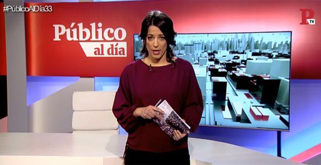Cospedal señalada y otras noticias de hoy del informativo 'Público al Día' del 21 de febrero