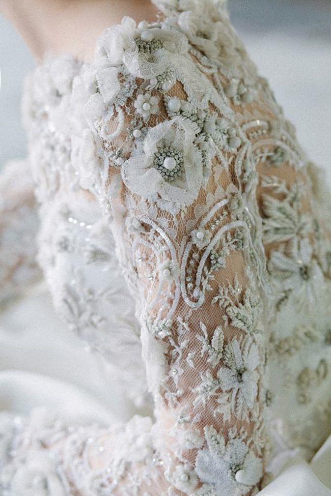 Wedding Dresses: Sareh Nouri via Polka Dot Bride