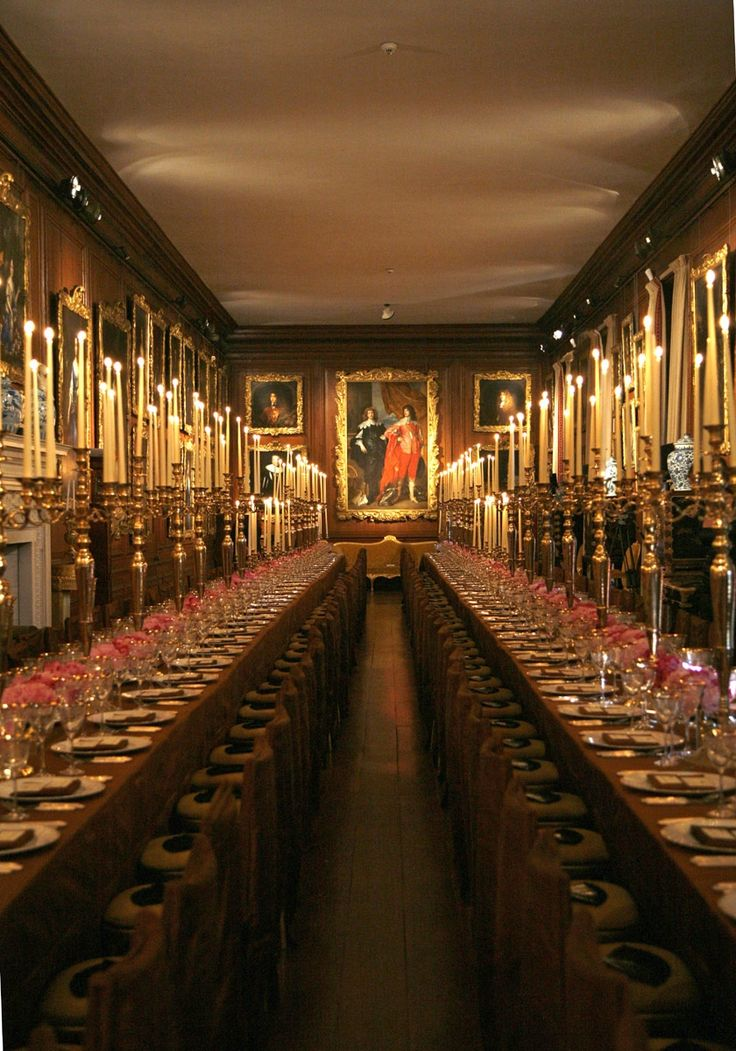 ALTHORP...The Picture Gallery2
