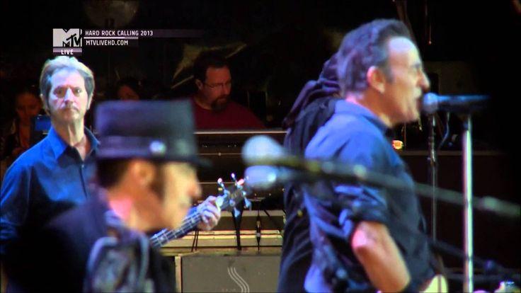 Bruce Springsteen - The Rising (Pro-Shot - Hard Rock Calling 2013)