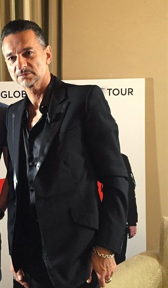 Dave Gahan ~ Gracefully aging @54 ⚜️