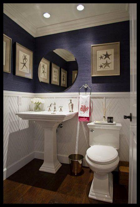 chevron downstairs bathroom navy bathroom nautical bathrooms bathroom