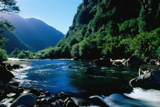 Simpson River, Chile