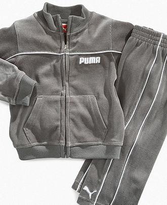 puma tracksuit macy's