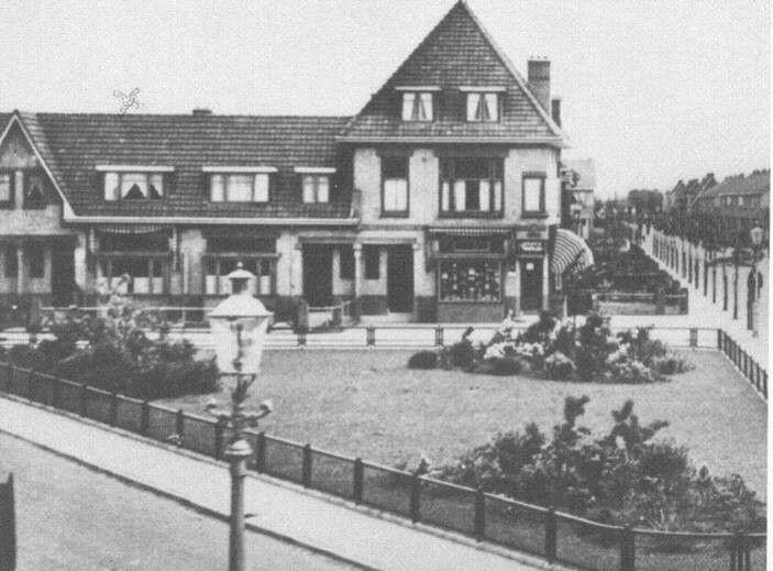 Burgermeester bordesplein 1977