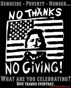 The Truth About Thanksgiving:  Brainwashing of the American History Textbook