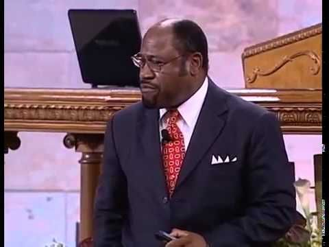 WHY MEN NEED VISIONS AND DREAMS - MYLES MUNROE