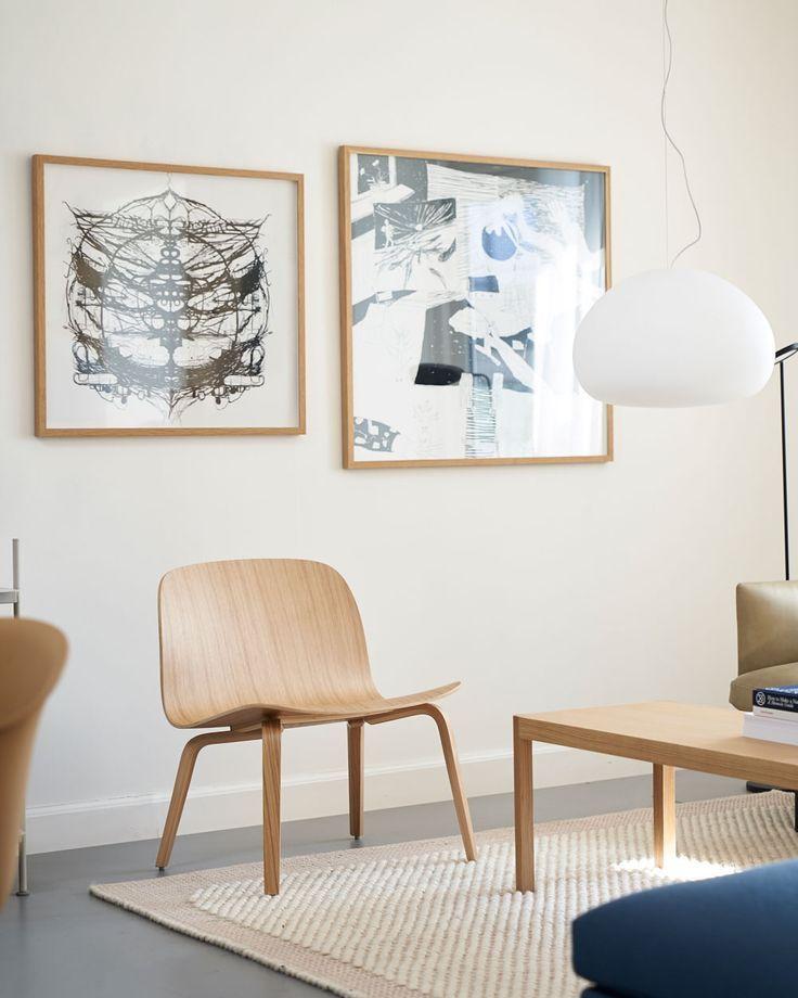 Wooden Lounge Chair Home Decor Design Inspiration From Muuto The Visu Lounge Ch Wooden Lounge Chair Scandinavian Furniture Design Living Room Furniture Sofas