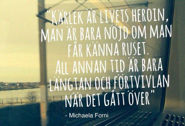 Michaela Forni - en blogg om livsstil, mode och kärlek