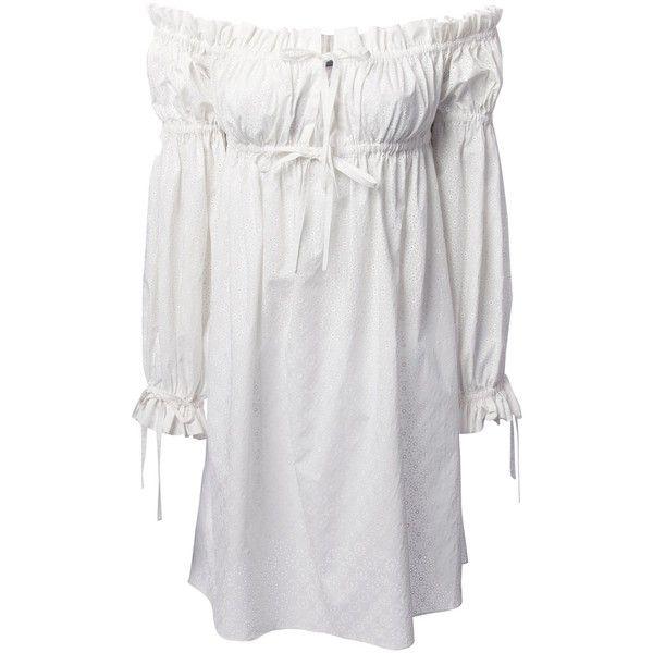 1000  ideas about White Cotton Dresses on Pinterest   White cotton ...