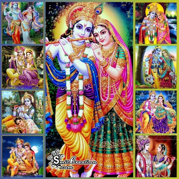 Radha Krishna Pictures and Graphics - SmitCreation.com - Page 2