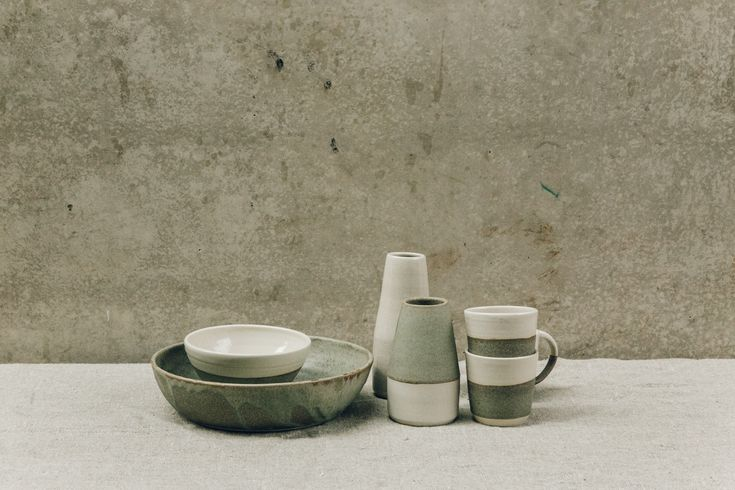 Mariner's Range by Pottery West