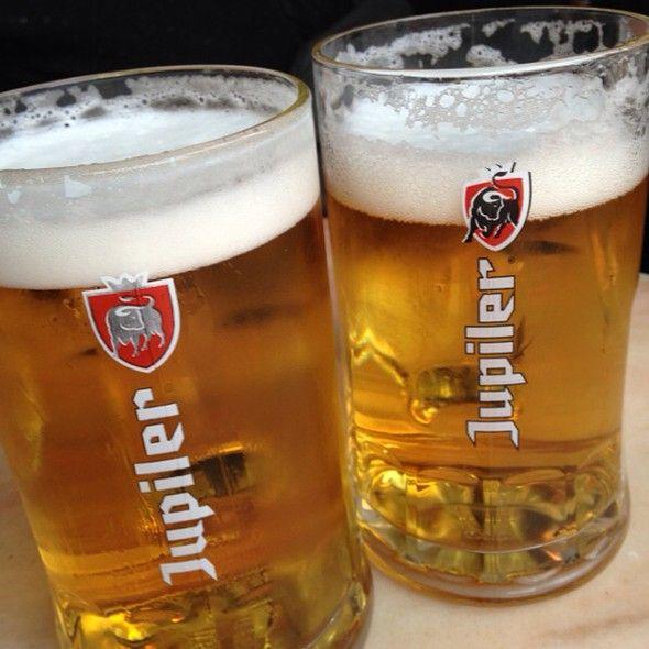 jupiler - Belgian beer