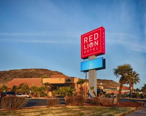 10 Best Hotels To Stay In Saint George Municipal Airport Utah