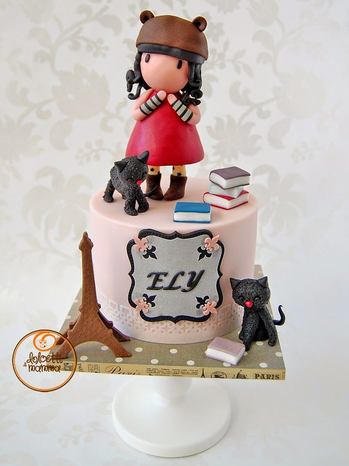 Dolcetti di Mamma   Special Cakes in Abu Dhabi   Hand-made Cake Toppers