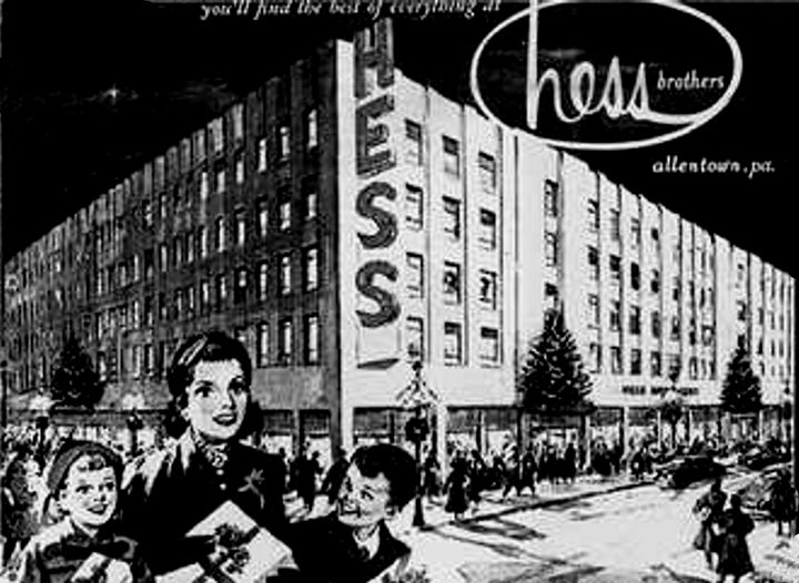 The Department Store Museum: Hess Brothers, Allentown, Pennsylvania
