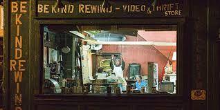 Soyez sympas, rembobinez (Be Kind Rewind) de Michel Gondry G.B-USA, 2008, 1h34 avec Jack Black, Yasiin Bey, Danny Glover, 17/12/15
