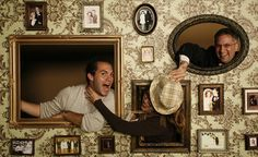 homemade photo booth for wedding - Google Search