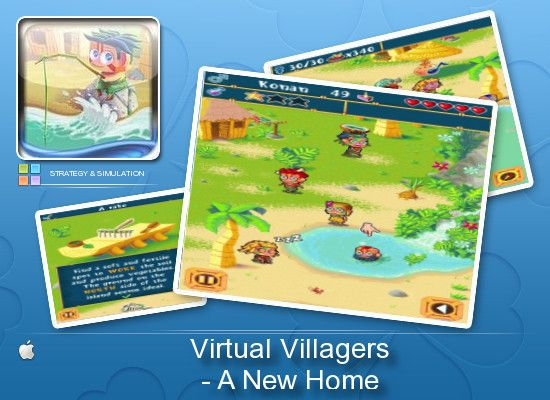 Virtual Villagers - A New Home