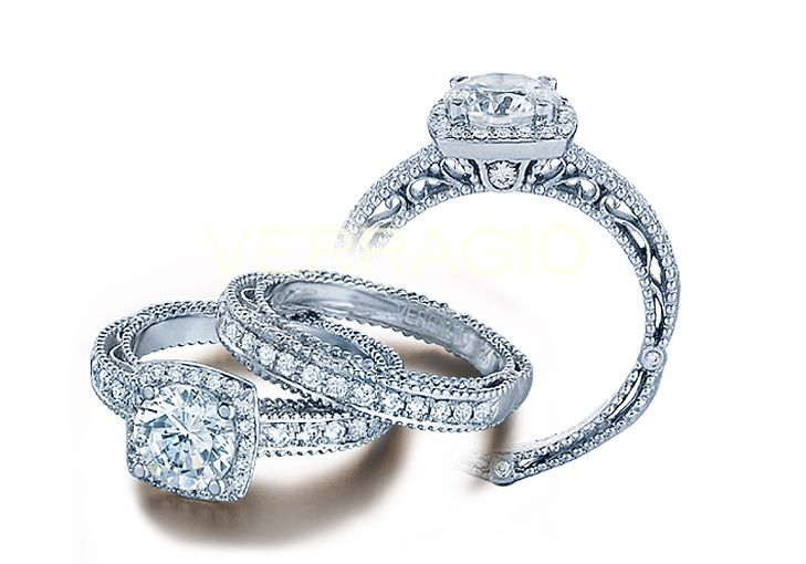 verragio wedding rings verragio engagement rings the venetian collection the o 8257