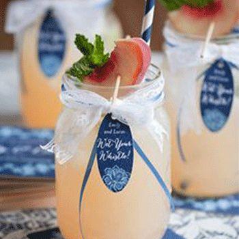 Glass Jar Cocktails   Hen Party Ideas   The Hen Planner