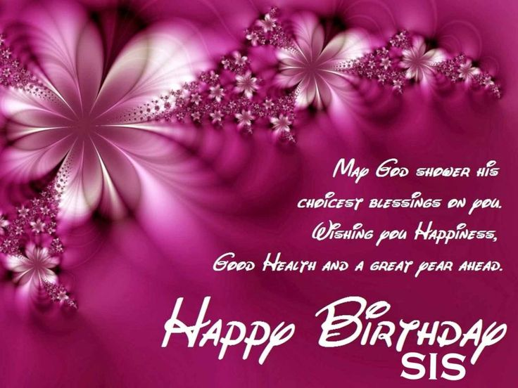 17 Best ideas about Happy Birthday Sister – Free Birthday Cards with Photo Upload