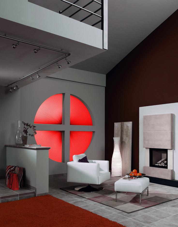 Dekorativer Sonnenschutz für den Innenbereich. Fenster-Schmidinger aus Oberösterreich hat eine große Auswahl an Stoffen & Designs für #Plissee #Rollos und #Innenjalousien.   www.fenster-schmidinger.at