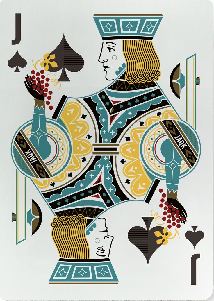 Best 25+ Vintage Playing Cards Ideas On Pinterest