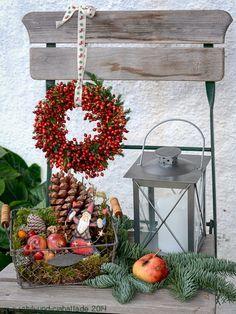 Weihnachtsdeko Stuhl                                                                                                                                                                                 Mehr