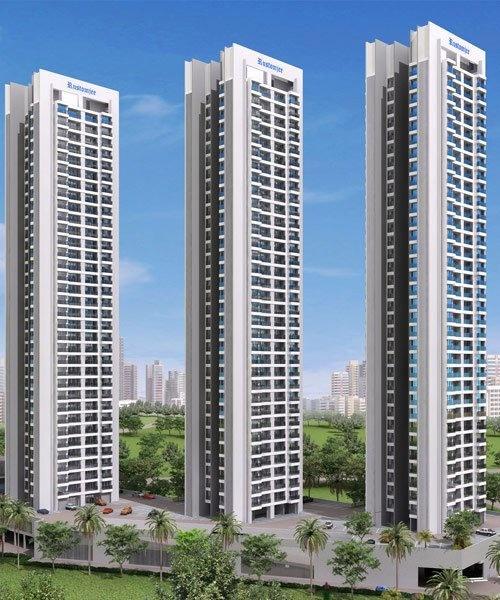 Vasant Grandeur in Mumbai(36-floores)