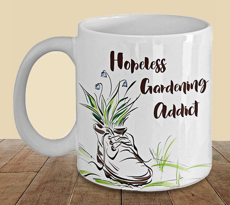 Gardener Mug, Gardener Gift for Women, Gardener Gift for Men, Gardening Coffee Mug, Gardening Gift, Garden Lovers Gift, Farmhouse Mug, by PortunaghDesign on Etsy