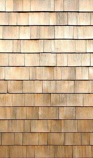 BETTER VIEW, BUS STOP BY RINTALA EGGERTSSON ARCHITECTS (Yuri Palmin photography) Acabado exterior de tejuelas de madera, aplicado sobre superficie plana.