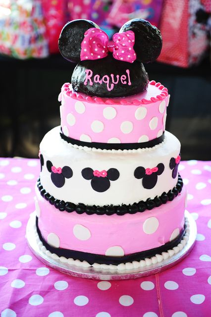 Raquel's 2nd Birthday | CatchMyParty.com