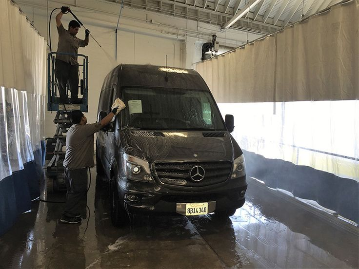 When looking for a Mercedes Sprinter body shop near San Leandro, go with an auto facility that is Mercedes-Benz factory certified. European Collision Commercial offers not only excellent Mercedes Sprinter collision repair but fantastic customer service as well.