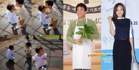 Potret Terbaru Keluarga Baek Jong-won dan So Yoo-jin