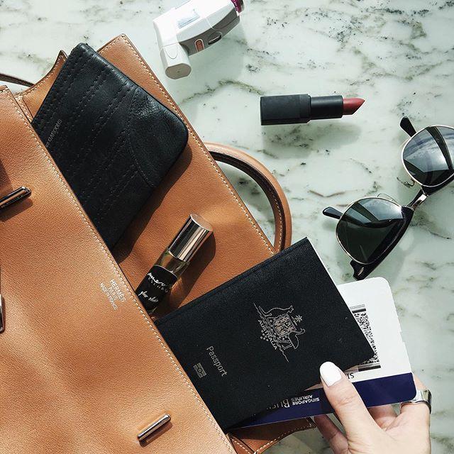 Cas De Passeport En Cuir - Marguerite Numérique Blacknwhite Par Vida Vida k90eHSS9vy
