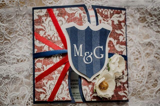 Deconatka : London Wedding w obiektywie Fotodziwaków ♥ London Wedding Invitations London Wedding decor