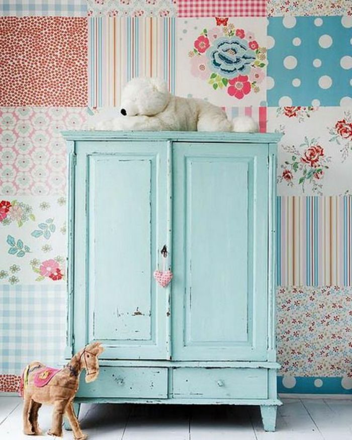 17 best ideas about armoires on pinterest french for Patiner une armoire