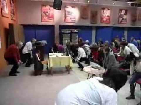 ▶ 3-1-2 meridiántorna Salgótarjánban a Cafe Freiben - YouTube