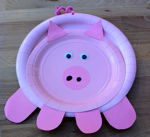 14 best images about katya piggy craft on pinterest for Piggy bank craft