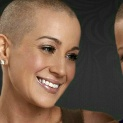 Kellie Pickler Shaves Her Head to support her friend who has been diagnosed with Breast Cancer. http://wonderwall.msn.com/music/kellie-pickler-shaves-her-head-1703319.story#