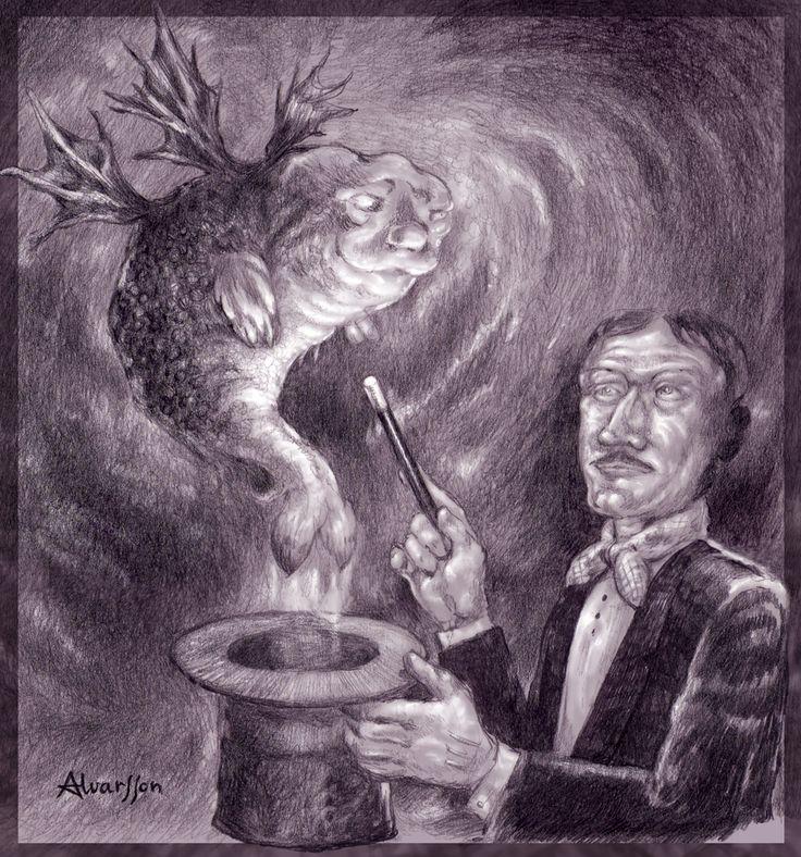 Magician by Bo Alvarsson