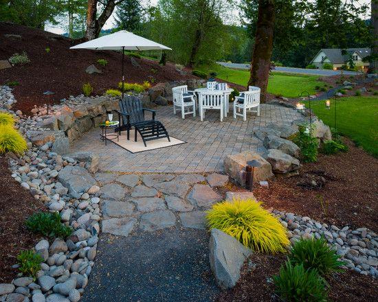 17 best images about landscape ideas on pinterest for Garden idea ht 450
