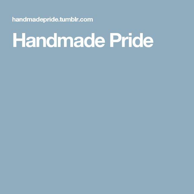 Handmade Pride
