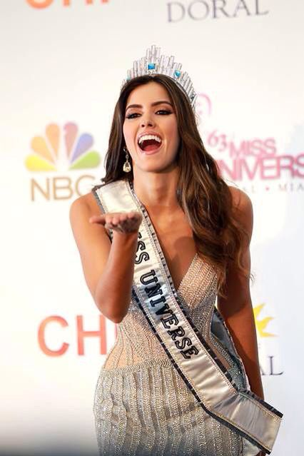 Colombia..Miss Universe