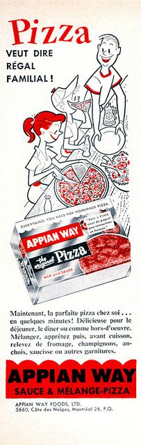 Appian Way Pizza (1958) | Flickr - Photo Sharing!