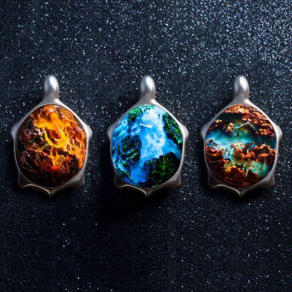 Secret Wood, miniatűr világok, már nem csak gyűrűkben